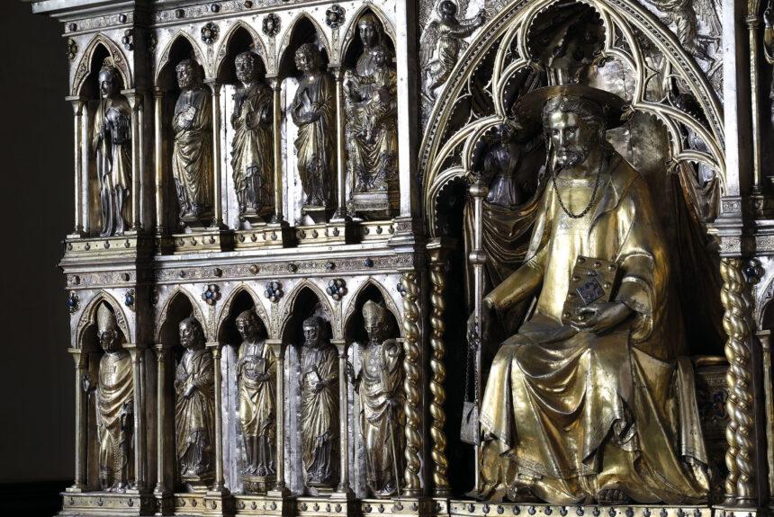 Pellegrini e simboli del culto di S. Jacopo